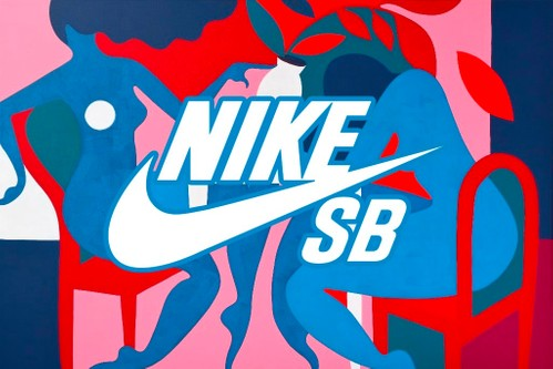 """Images of a Parra x Nike SB Dunk Low """"Friends & Family"""" Edition Have Surfaced"""