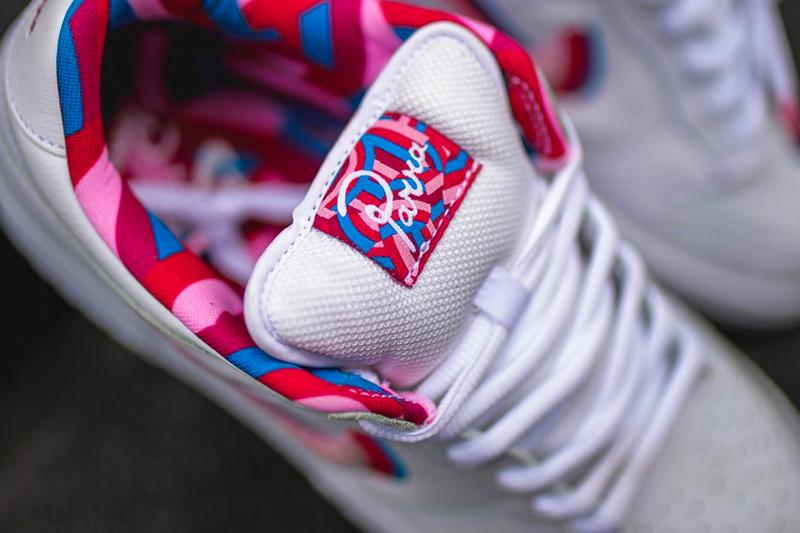 Parra Nike SB Dunk Low Summer 2019 Collab Release Info