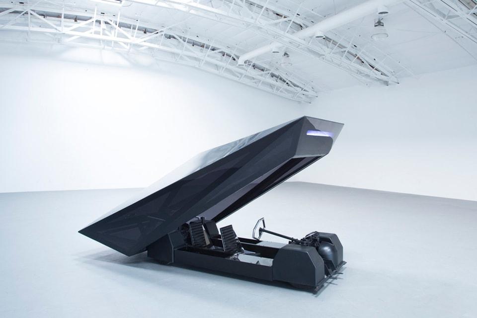 'Disruptors' Exhibition Showcases Rem D. Koolhaas & Joey Ruiter's Conceptual Approach to Automotive Design