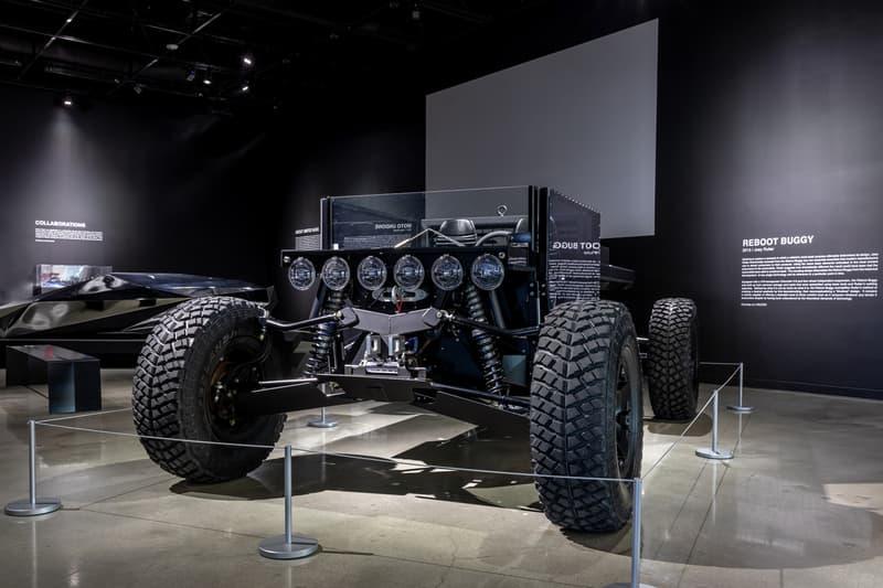 petersen automotive museum disruptors exhibition rem d koolhaas joey ruiter