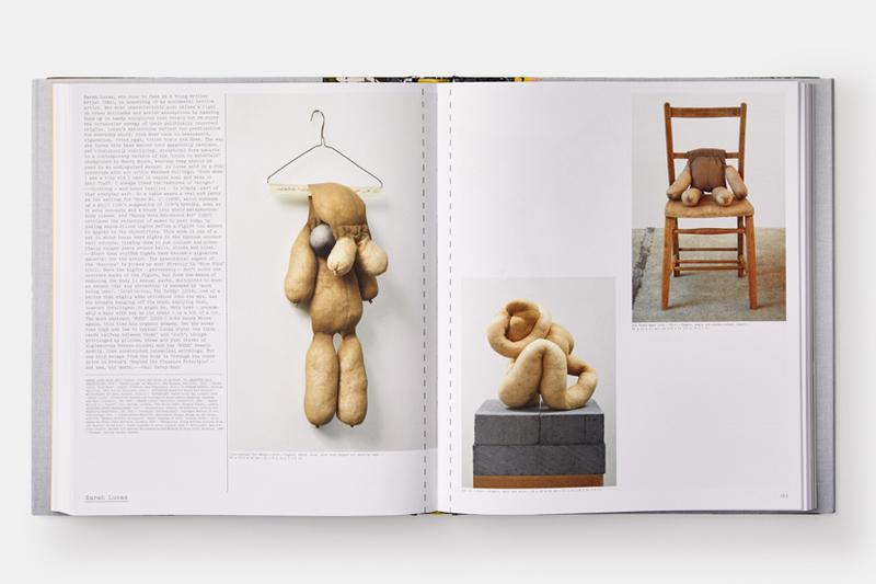 Phaidon Vitamin T: Threads and Textiles in Contemporary Art Book Jenelle Porter Phyllida Barlow Do Ho Sun