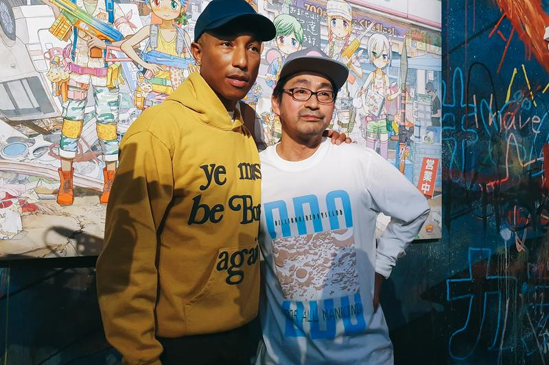 """A Look Inside Pharrell & Mr.'s """"A Call to Action"""" Exhibition in Paris"""