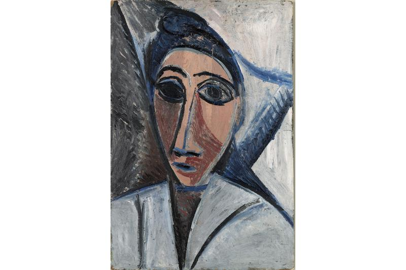 "Cleveland Museum of Art Picasso Exhibition 2020 MOA Pablo Picasso artworks art ""prolonged engagement with paper"" dates time"
