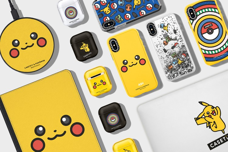 The Pokémon Company x CASETiFY Collection Release | HYPEBEAST