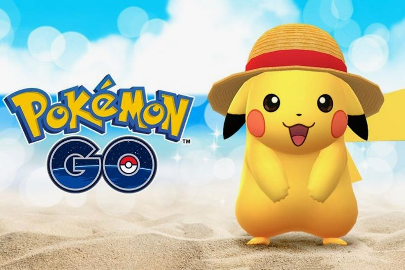 'Pokémon GO' Launching 'One Piece' Crossover Event gaming video games apps pikachu straw hat Luffy japan pokestops Eiichiro Oda and Kumamoto Prefecture