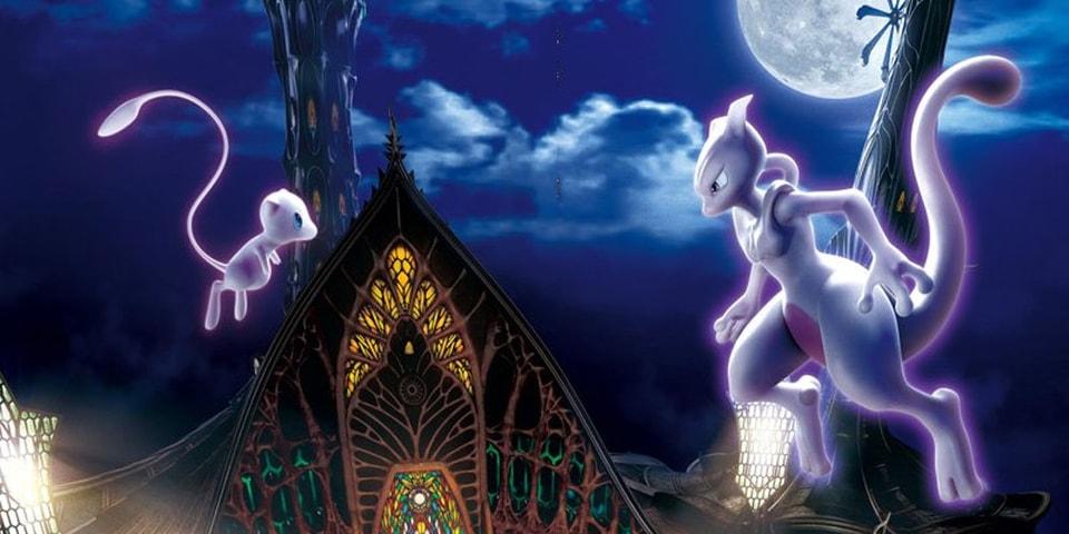 Pokemon Mewtwo Strikes Back Evolution Trailer 2 Hypebeast