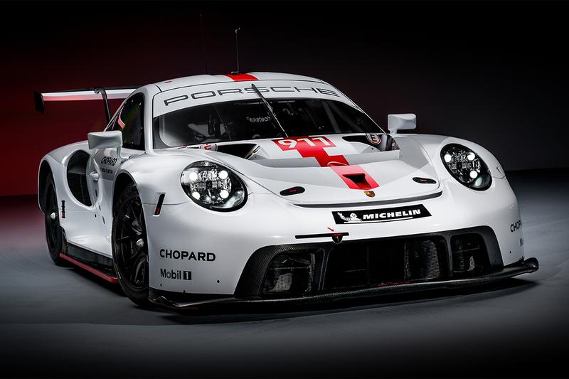 Porsche Seeks to Defend Its FIA WEC Title With a Redesigned 911 RSR GTE