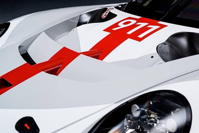 Porsche 2019 911 RSR GTE for WEC Info FIA World Endurance Championship racing motorsports speed