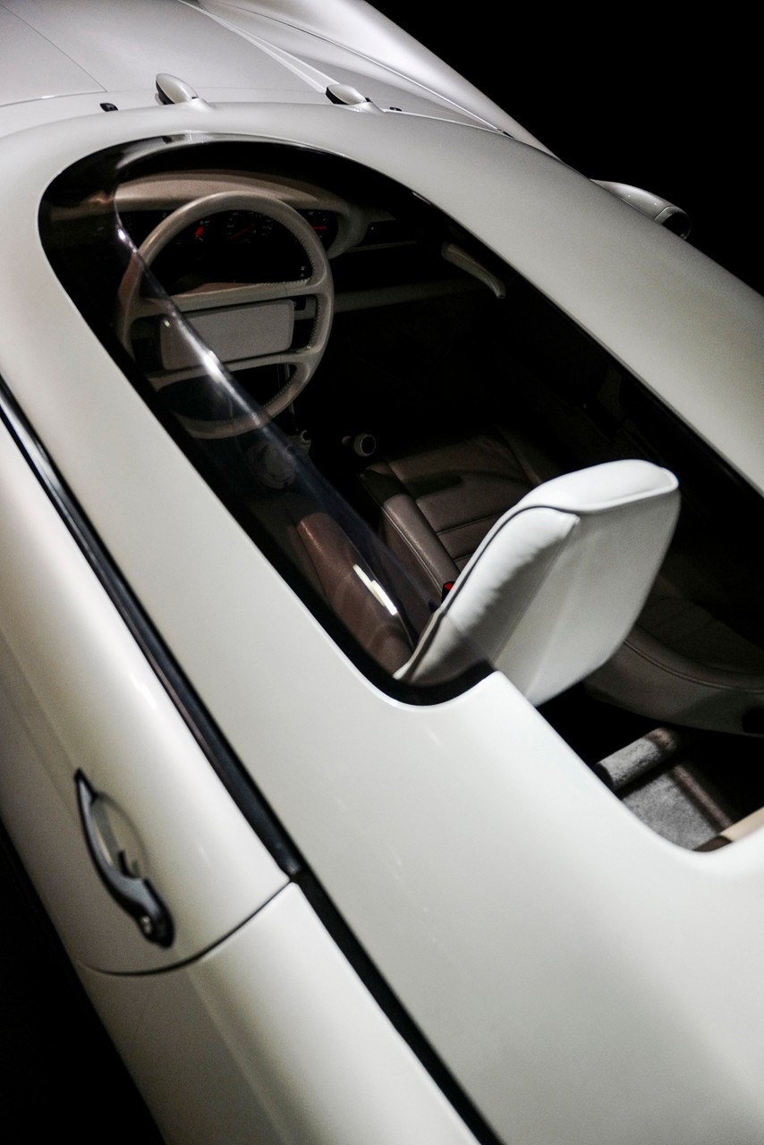 Porsche x L'art de l'automobile Carrera GT Collabo T-Shirt Arthur Kar