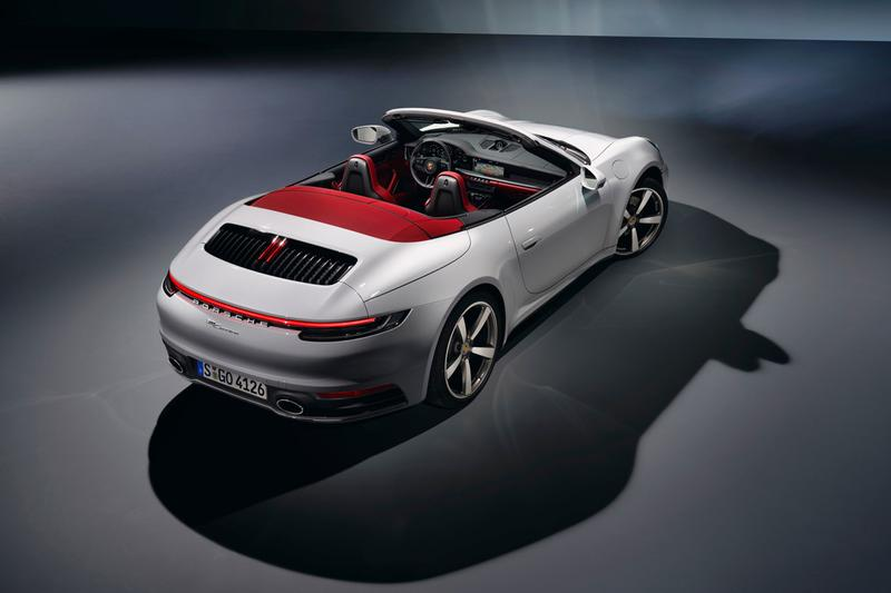 Porsche Entry Level 2020 911 Carrera Release 379 horsepower speed racer racing cars automotive german engineering cabriolet
