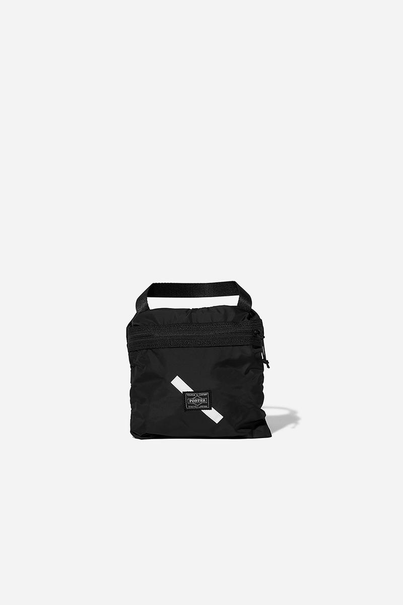 porter yoshida saturdays nyc new york city surf bag pack packables 2.0 purse fanny pack backpack