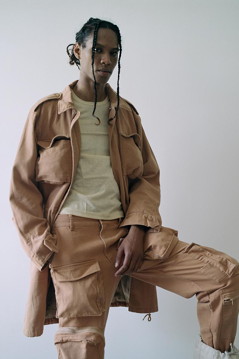 PRIX Fall Winter 2019 Men's Collection lookbook Esther Ng Gunna release info date