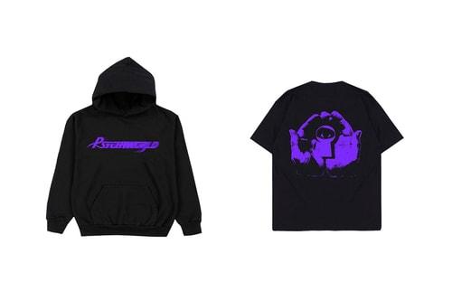 Psychworld Reissues Fan-Favorite Purple Logo Hoodie & T-Shirt