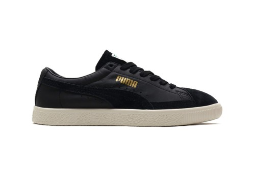 PUMA's Classic Basket Silhouette Receives Two Luxe Updates