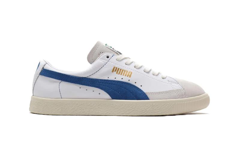 Puma Basket Classic 90680 Black Suede Shoe