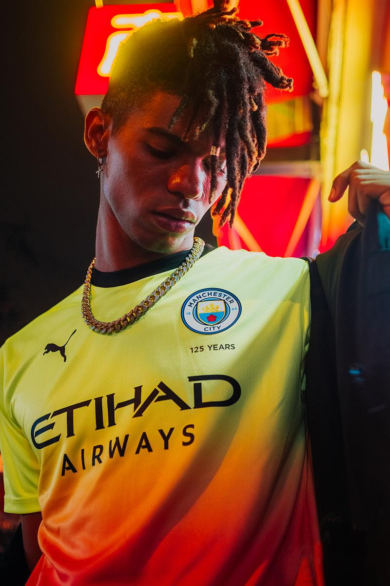 reputable site 92d7b c23d4 Manchester City 2019/20 Third Kit by PUMA | HYPEBEAST