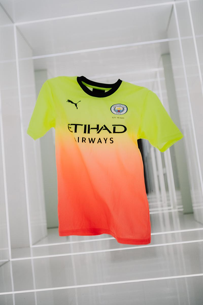 reputable site d400c 3243c Manchester City 2019/20 Third Kit by PUMA | HYPEBEAST