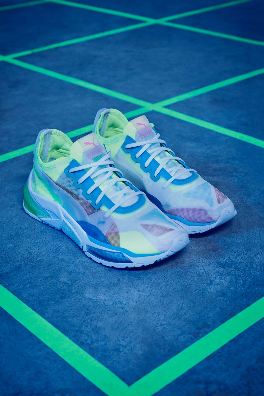 PUMA Debuts the LQD CELL Optic With