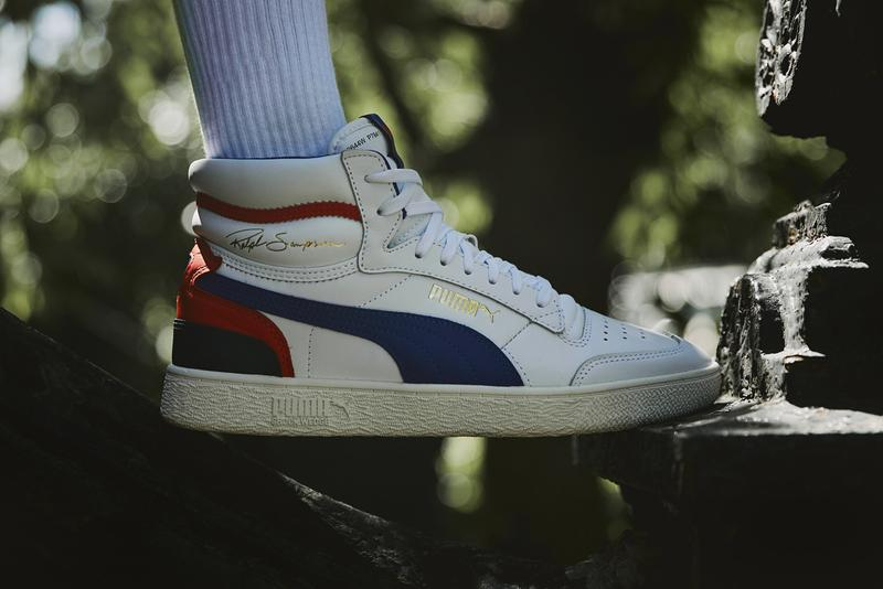 PUMA Ralph Sampson Street Style Lookbook | HYPEBEAST