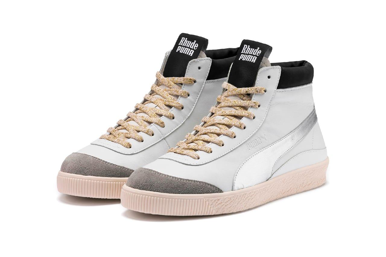 RHUDE x PUMA FW19 Sneaker and Capsule