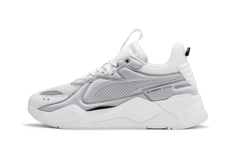 dirigir Cuota Espectador  PUMA RS-X Softcase Sneakers White, Grey Release | HYPEBEAST