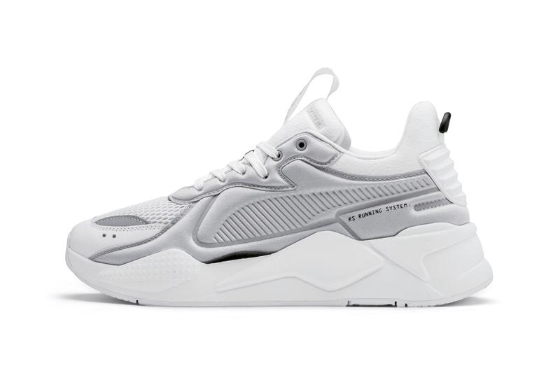 magasin en ligne 141c5 03b40 PUMA RS-X Softcase Sneakers White, Grey Release | HYPEBEAST