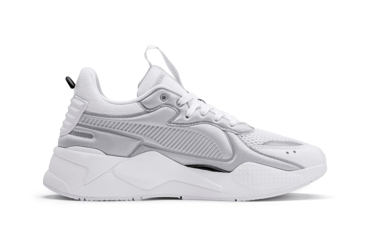 PUMA RS-X Softcase Sneakers White, Grey