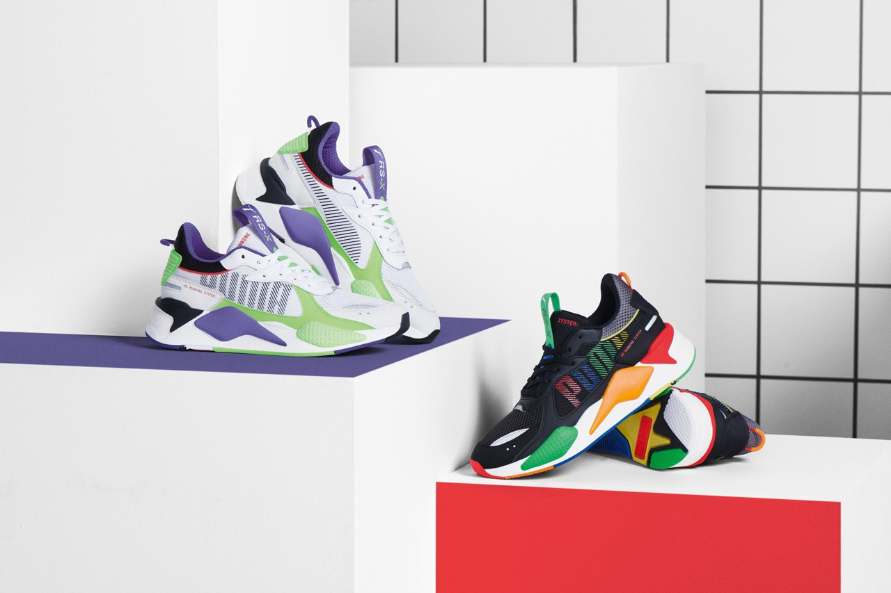 PUMA Releases the RS-X Bold in Three