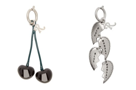 Raf Simons Drops a Quartet of Finely Crafted Metallic Keychains
