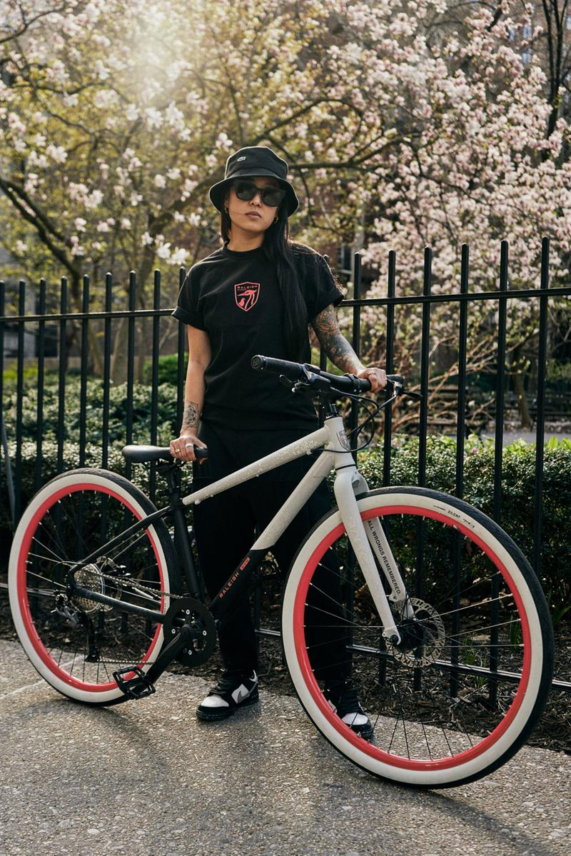 Raleigh Redux 2 Staple Edition Collaboration Bicycle jeffstaple jeff july 11 2019 release date info drop