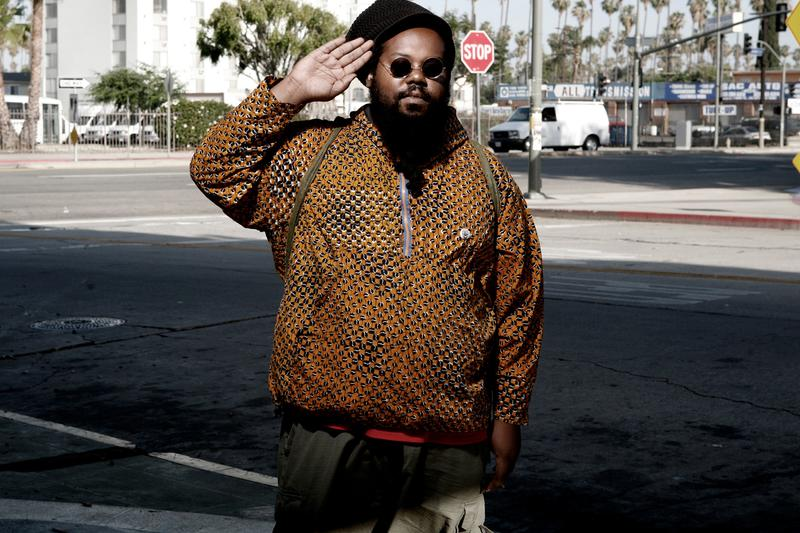 Hip-Hop Producer Ras G Has Passed Away at Age 39 brainfeeder flying lotus poo-bah records experimental alien Beats of Mind ghetto sci-fi afrikanspaceprogram