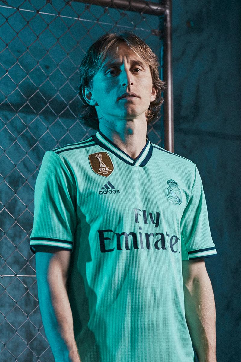 outlet store d2404 02798 Madrid Reveals Third Kit 2019/20 Season by adidas | HYPEBEAST