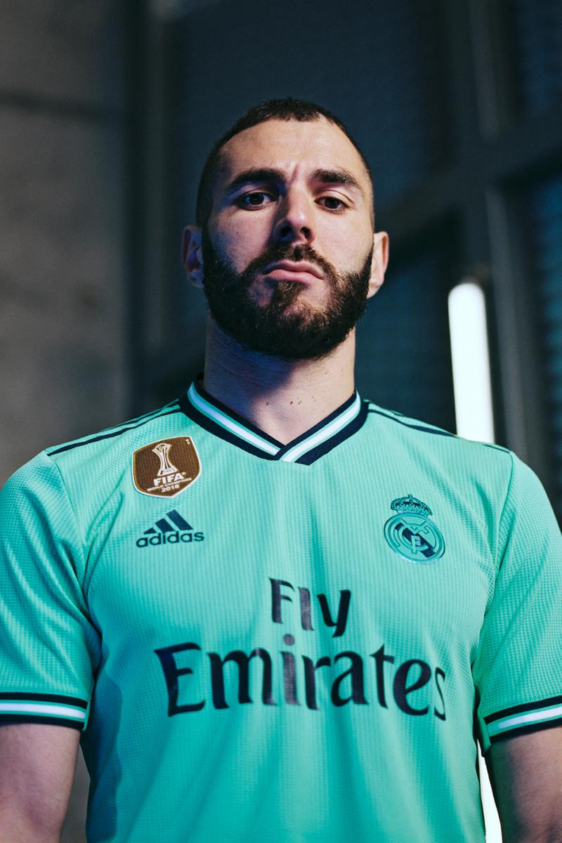 outlet store c30c6 9bc1f Madrid Reveals Third Kit 2019/20 Season by adidas | HYPEBEAST