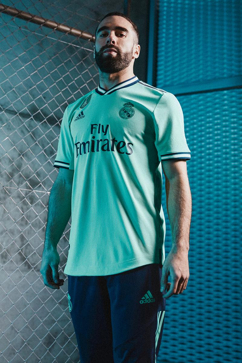 outlet store f41b6 4e506 Madrid Reveals Third Kit 2019/20 Season by adidas | HYPEBEAST