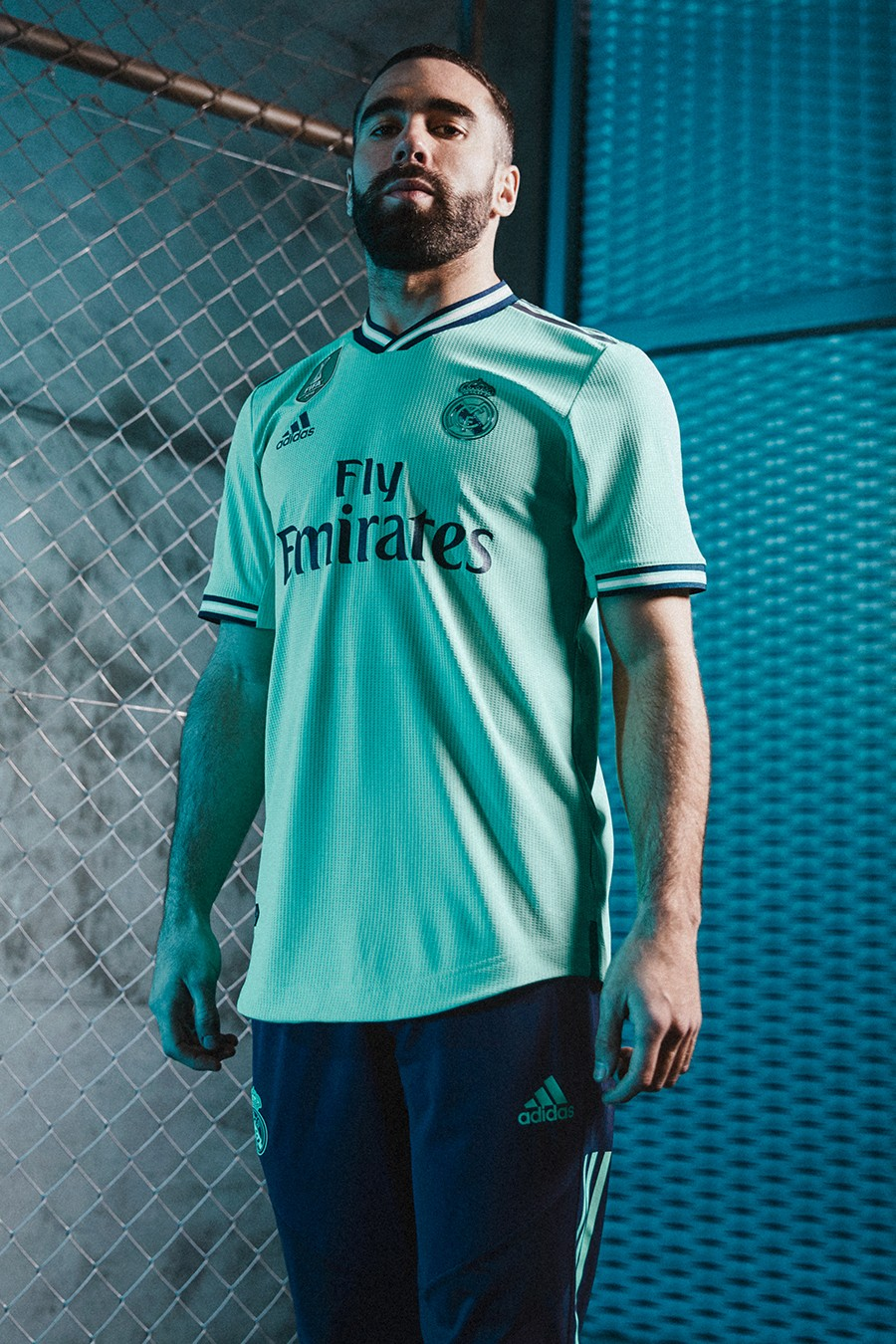 outlet store df66d ffe04 Madrid Reveals Third Kit 2019/20 Season by adidas | HYPEBEAST