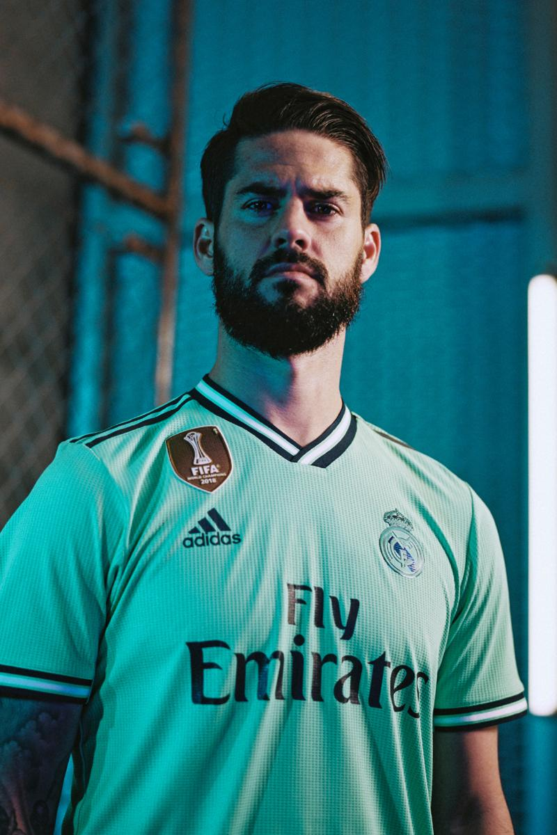 outlet store 8772f 6f5d8 Madrid Reveals Third Kit 2019/20 Season by adidas | HYPEBEAST