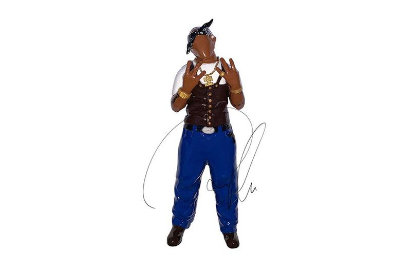 rebecca maria tupac shakur figure release artwork collectible edition