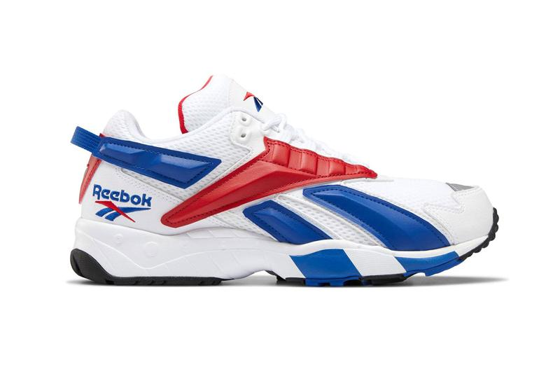 fa409982d Reebok Interval 96 Release White/College Royal/Scarlet White/College  Navy/Dark