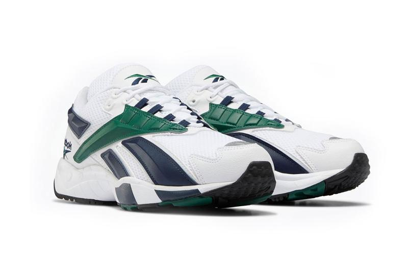 Reebok Interval 96 Release White/College Royal/Scarlet White/College Navy/Dark Green White/College Royal/Solid Grey
