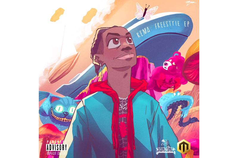 Rema Freestyle EP Stream Album Nigerian Artist Rapper