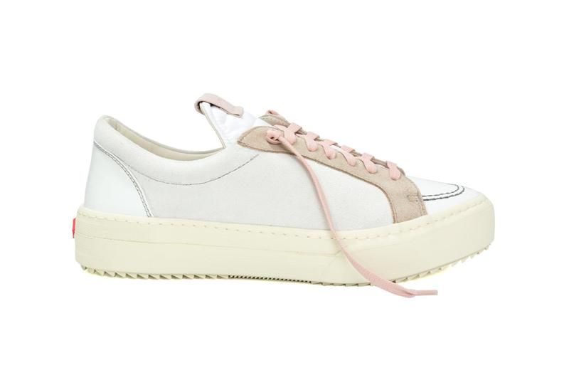 RHUDE Drops SS19 V1 Sneakers at The Webster low spring summer 2019 collection exclusive colorway pink release date info rhuigi villasenor