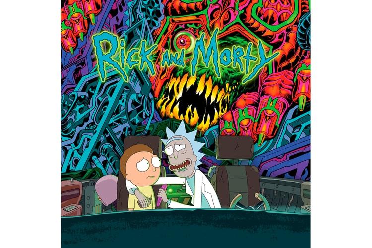 Rick And Morty Drops Season 4 Teaser Hypebeast