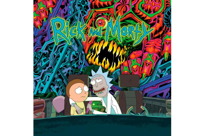 'Rick and Morty' July 4th Tribute adult swim cartoons pickle rick toxic rick evil morty