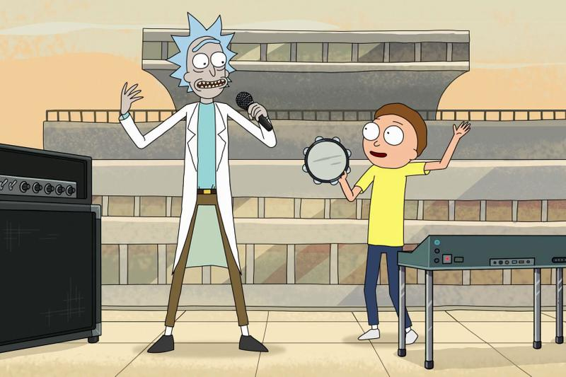 Rick and Morty' Character Contest | HYPEBEAST