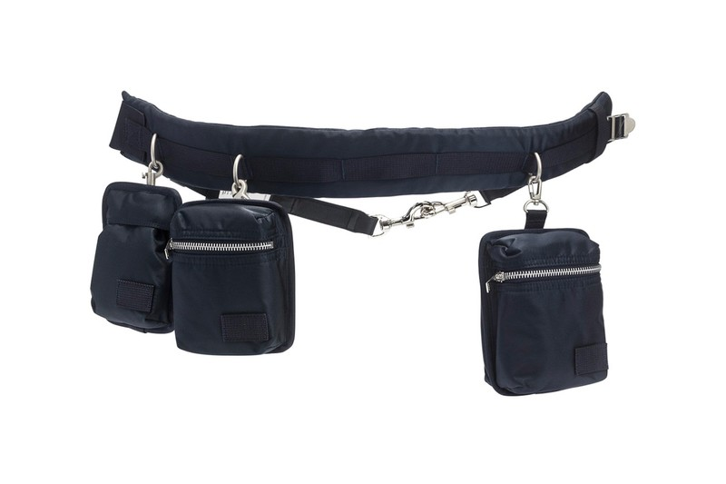 ddd5ee802c9 sacai Crafts a Unique Belt Bag to House Your Everyday Carry | Go to ...