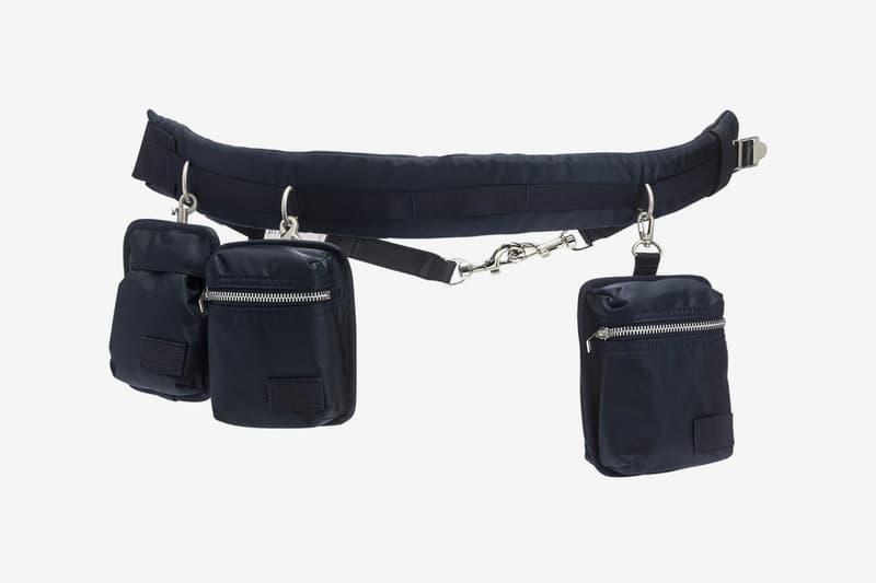 sacai Belt Bag Release Black Info Date Buy