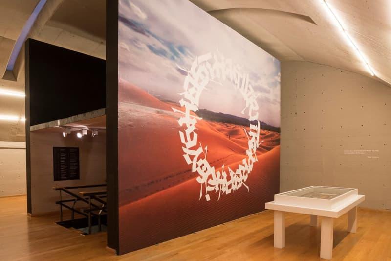 said dokins runaway writings calligraphy graffiti exhibition san luis potosi artworks murals