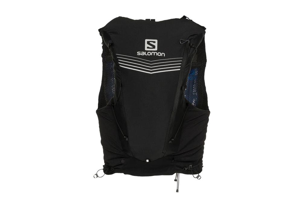 Salomon S/Lab Black ADV Skin 12 Set Backpack release where to buy price 2019