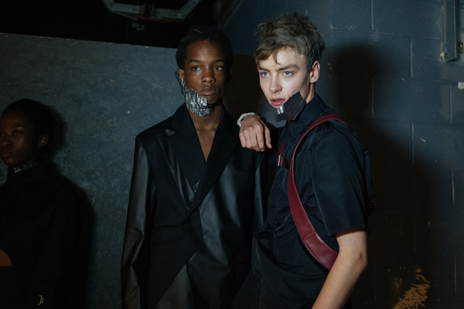 Samuel Ross A-COLD-WALL* BFC/GQ Fund Virgil Abloh Grace Wales Bonner Liam Hodges Cottweiler LVMH Prize London Fashion Week: Men's LFW:M Polythene Objects