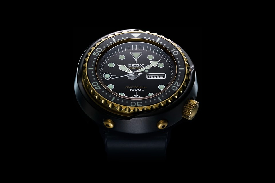 Seiko Revives the World's First Professional Quartz Diver's Watch from 1978